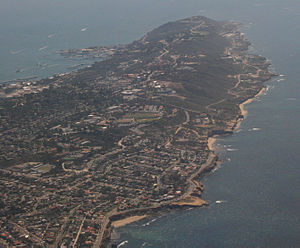 Point Loma Aerial