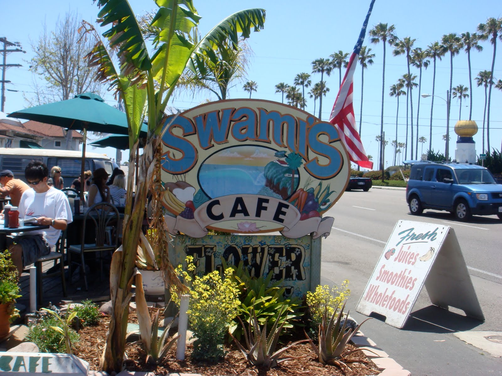 Swami's sign