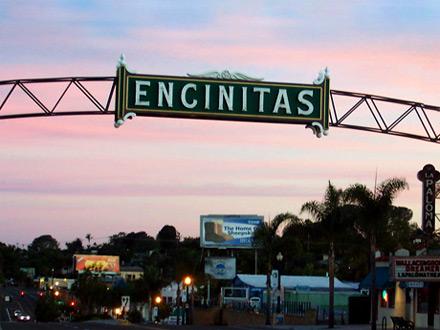 Encinitas Sign